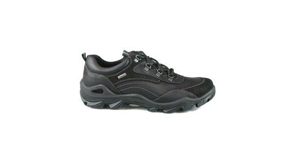 Pánské černé sportovní boty Numero Uno