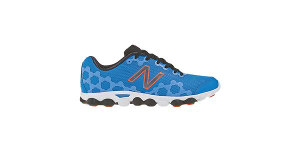 Pánské modré běžecké boty New Balance
