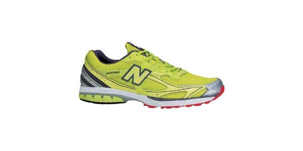 Pánské zářivě žluté běžecké boty New Balance
