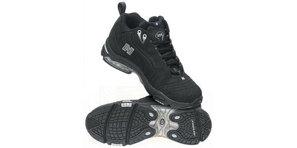 Dámské černé fitness boty New Balance