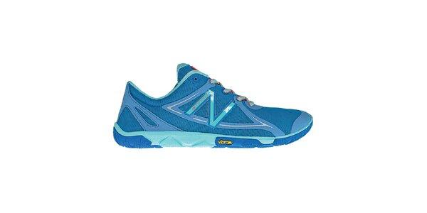 Dámské modré běžecké boty New Balance