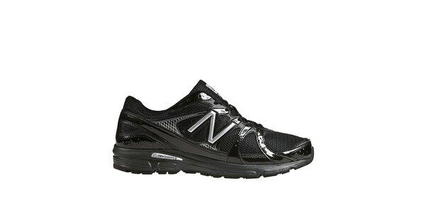 Pánské černé sportovní boty New Balance
