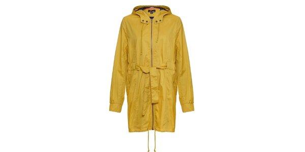 Dámská hořčicově žlutá bunda Yumi