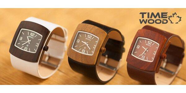 Značkové hodinky Detomaso Firenze včetně doručení. Nabídka skončila 28. 9.  2012. Skončila. Originální dámské hodinky ze santalového dřeva e39b3ce8fc