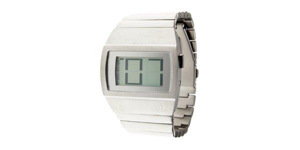Pánské ocelové digitální hodinky Danish Design