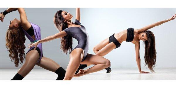2 hodinové lekce tance pro jednotlivce nebo 1 pro pár