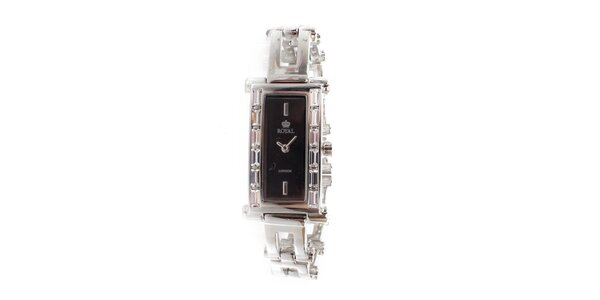 Dámské hodinky Royal London se skleněnými kamínky