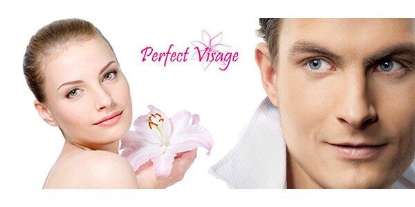 Kosmetické ošetření pleti v délce 60 minut