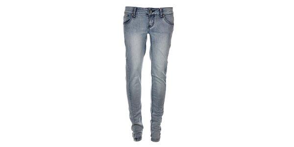 Dámské světle modré skinny džíny Timeout