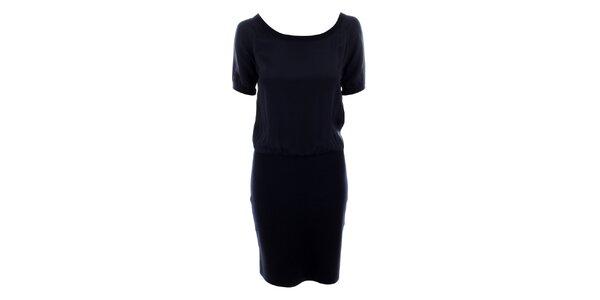 Dámské tmavě modré šaty Max Mara