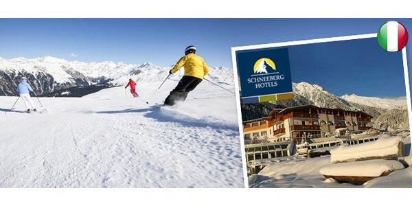 Luxusních 4-5 dní v jižním Tyrolsku pro celou rodinu