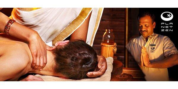 Omlazení a posílení imunity včetně masáže (45 či 90 min)