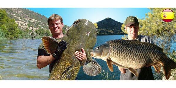 Týdenní zájezd do rybářského ráje Rancho Rio Ebro