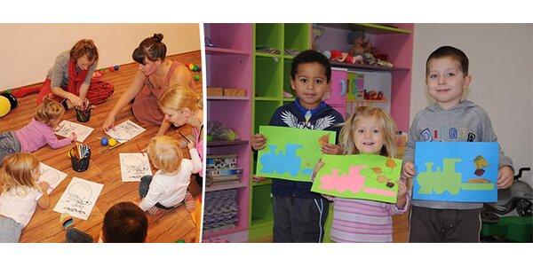 Všeználkovo dětské studio - česko-anglická školička a hlídání dětí