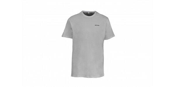 Pánské bílé bavlněné tričko Envy