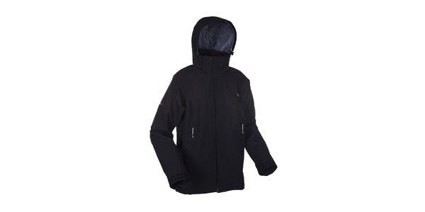 Pánská černá funkční bunda Envy