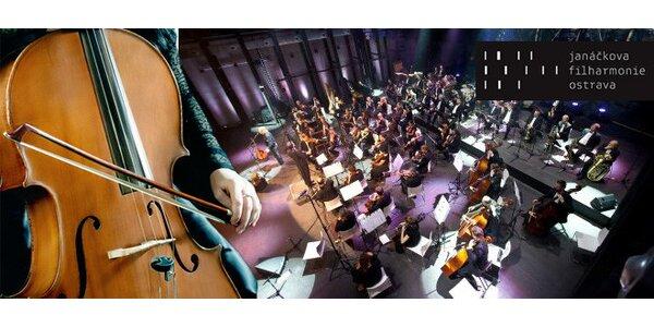 Lístky na 3 libovolné koncerty JFO