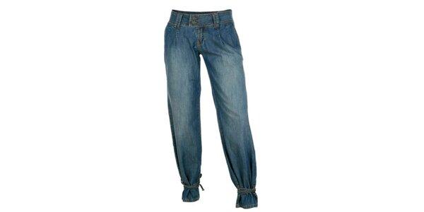 Dámské modré džíny tureckého střihu Bench