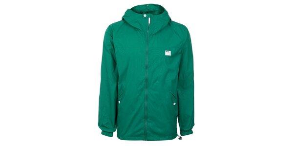 Pánská zelená šusťáková bunda Bench