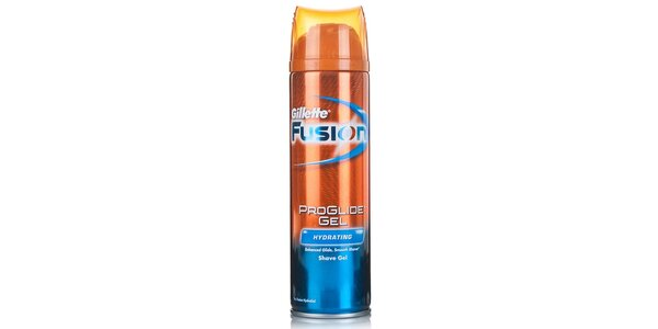 Gillette gel Fusion Proglide 200ml Hydrating
