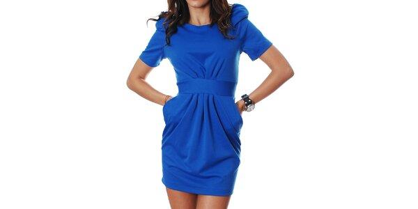 Dámské modré šaty Mya Alberta