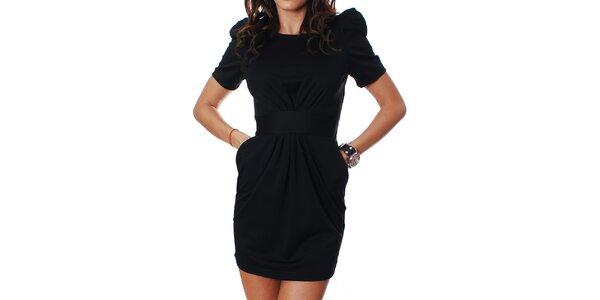 Dámské černé šaty Mya Alberta