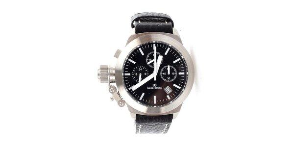Pánské sportovní hodinky s chronografem Danish Design