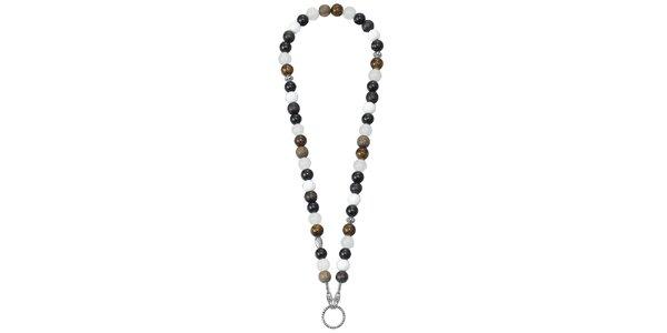 Dámský dlouhý barevný náhrdelník EDC by Esprit