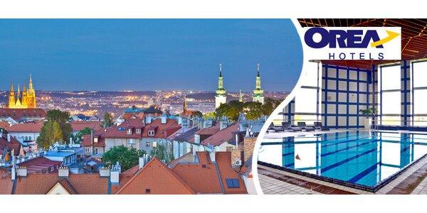 Zimní Praha v oblíbeném OREA Hotelu Pyramida****