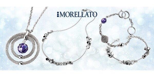 Nadčasový design a styl šperků Morellato z chirurgické oceli