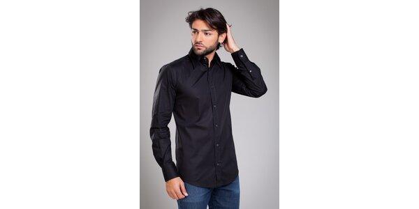 Pánská černá košile Dolce & Gabbana