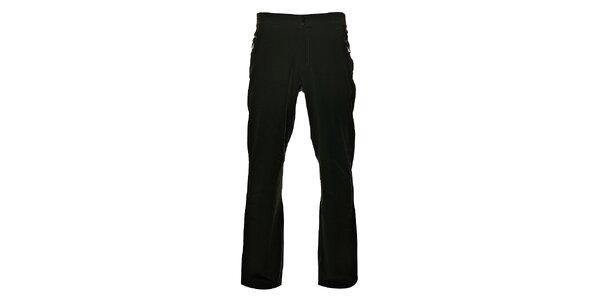 Pánské tmavě šedé softshellové kalhoty Loap