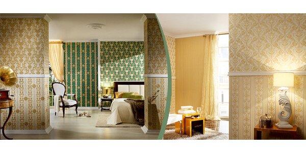 Luxusní tapety na zeď