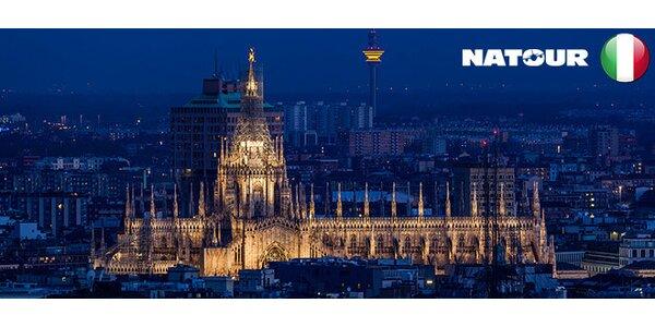 Letecký eurovíkend v Milánu