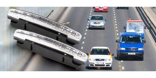 Denní LED světla pro starší i nové automobily