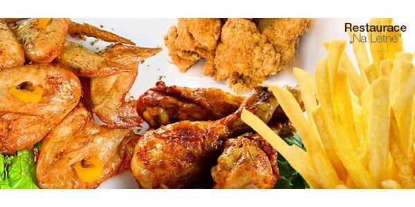 Masová hostina pro 2–8 osob (až 5 kg masa)