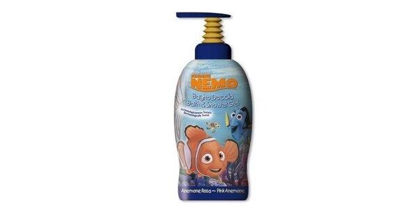 Hledá se Nemo 2v1 vůně ružové sasanka - Koupelový & Sprchový gel 1L