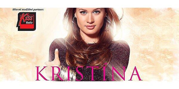 KRISTÍNA & BAND – HOREHRONIE TOUR 2013, HRADEC KRÁLOVÉ 19. 12. 2013