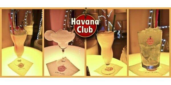 Jakékoli 4 koktejly v Havana Club