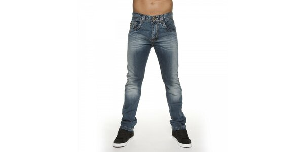 Pánské světle modré úzké džíny Lois