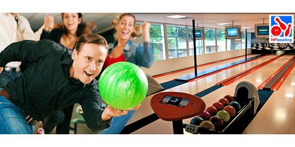 Hodina bowlingu až pro OSM hráčů!