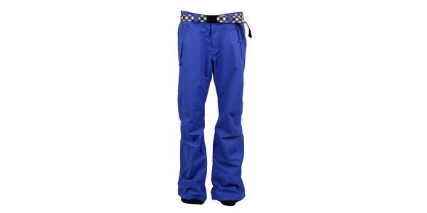 Dámské modré kalhoty na snb a lyže O'Neill