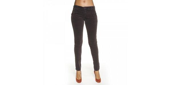 Dámské černé skinny kalhoty Lois