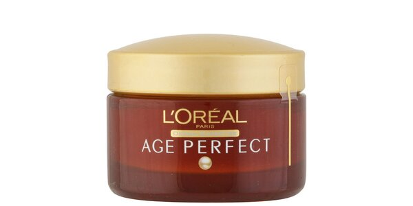 Loreal Dermo-Exp. Age Perfect Intense Nutrition Night - noční krém 50ml
