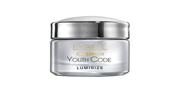 Loreal Dermo-Exp. Youth Code Luminize Day - denní krém 50ml