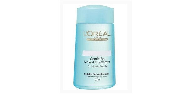 Loreal Gentle Eye Make-up Remover - odličovač 125 ml
