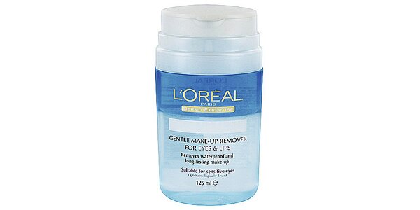 Loreal Gentle Eye & Lips Make Up Remover - odličovač očí a rtů 125ml