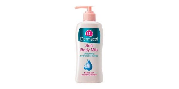 Dermacol Zvláčňující hydratační tělové mléko pro normální pleť 200ml