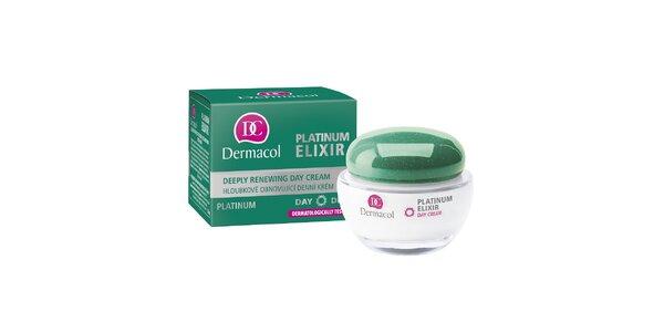 Dermacol Platinum Elixir hloubkově obnovující denní krém 50ml