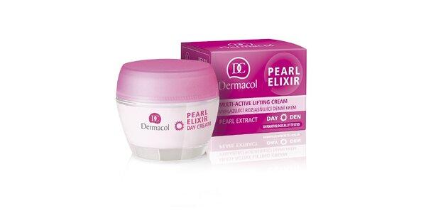 Dermacol Pearl Elixir - vyhlazující rozjasňující denní krém 50ml